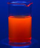 Flytande Färgämne Fluo 50 ml
